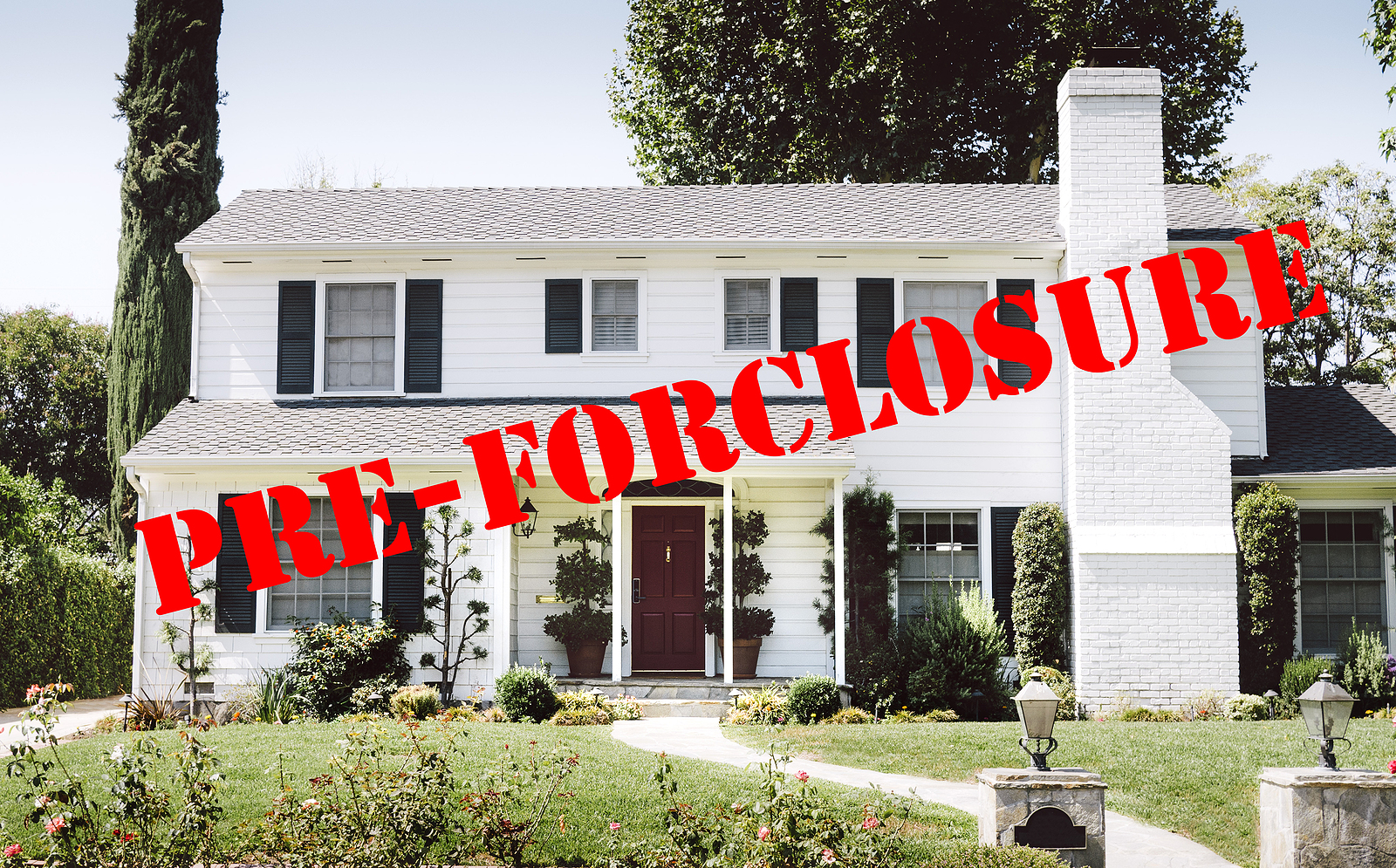 What is Preforeclosure?